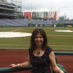 Behind the Scenes at Nationals Park
