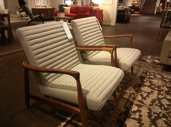These chairs have entered my dreams.