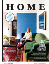 Small Space Design Washingtonian March 2015