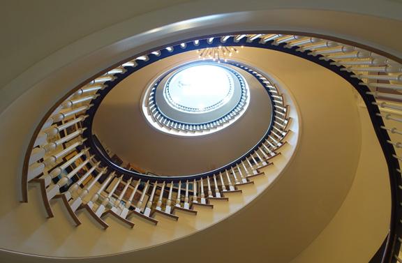 RonaldBricke-stairs