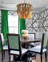 Boho Chic in Bethesda Luxe Interiors + Design Summer 2015