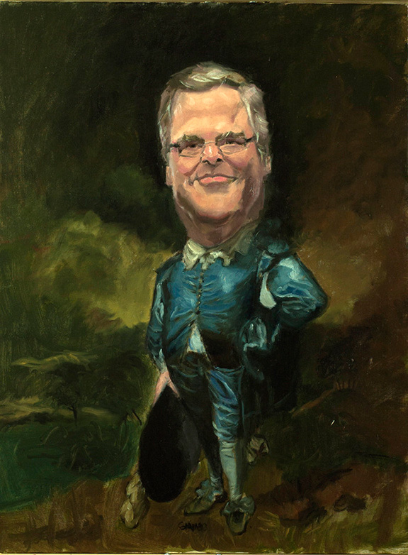 "Jeb ""Little Boy Bush"""