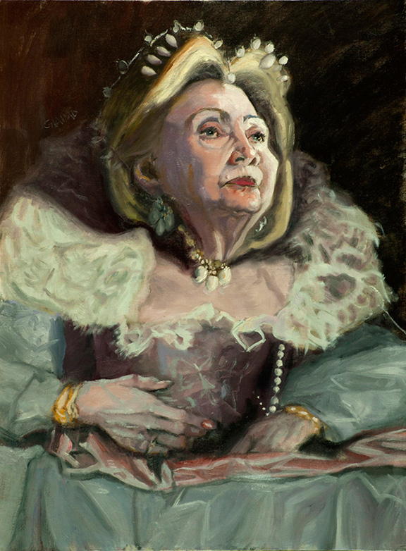 """""""Queen Hillary"""""""