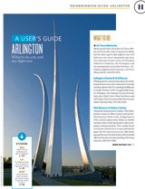 User's Guide to Arlington Washingtonian January, 2016