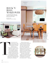 Rock 'N' Roll Makeover DC Modern Luxury September, 2015