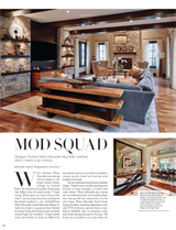 Designer Marlene Weiss DC Modern Luxury January/February 2016