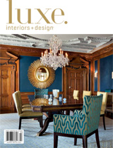 An S.F. Mansion, Restored Luxe Interiors + Design March/April 2016