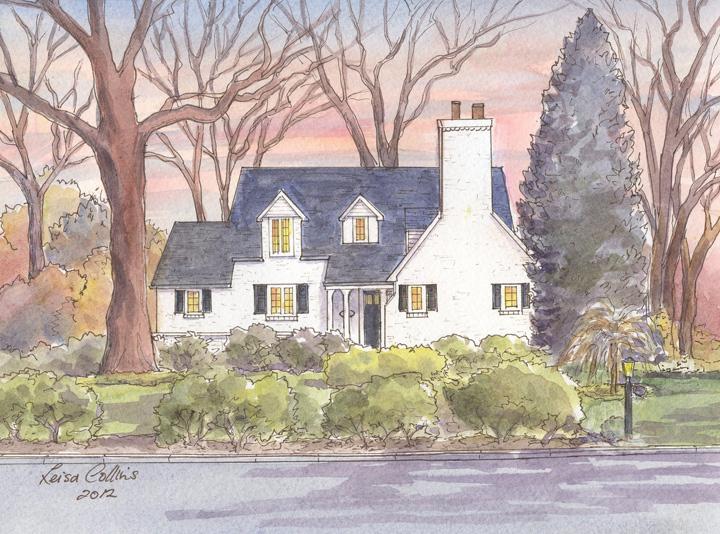 Arlington (this house is in my neighborhood!)