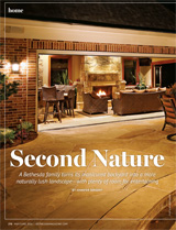 A Resort-Like Back Yard Bethesda Magazine May/June 2016
