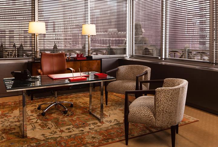 Diane's conversation chairs