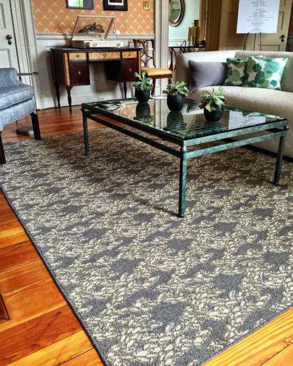 Longhorne-rug