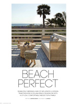 Beach Perfect in La Jolla SoCal Luxe June-July 2016