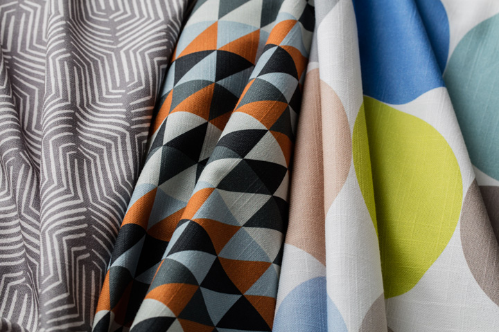 The Novogratz fabric collection