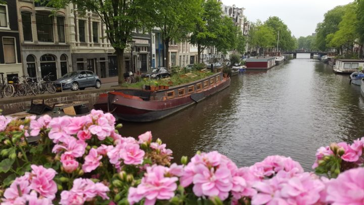 They call Amsterdam the Venice of the North -- so true