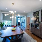 Byron Risdon's Dining Room Makeover