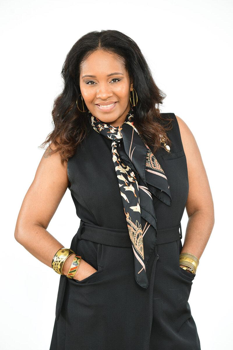 Designer Kiyonda Powell