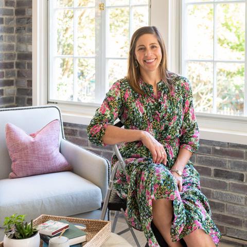Designer Regan Billingsley
