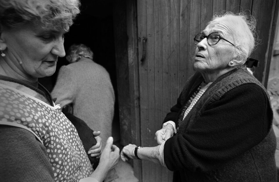 Photograph by Max Hirshfeld | Holocaust survivor visits Poland | Sweet Noise: Love in Wartime