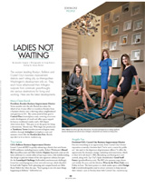 DC Magazine, June 2014 Arlington's BID ladies