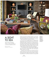 DC Magazine June 2014 Decorium Designers' National Harbor Condo
