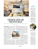 DC Magazine, Sep. 2014 Georgetown's Up & Coming