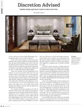 DC Magazine Capella DC Hotel