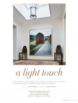 LUXE Interiors + Design Spring 2014