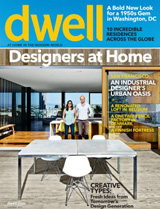 Dwell Magazine Mod Kitchen Reno w/ Mid-Century Roots