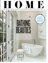 Washingtonian Bath Design Trends