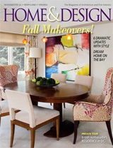 Sandra Bullock's Childhood Home, Redesigned Home & Design November/December 2014