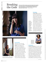 DC Magazine, DC's Women in Tech