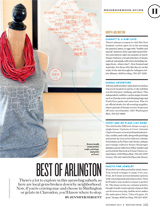 All About Arlington Washingtonian December, 2014