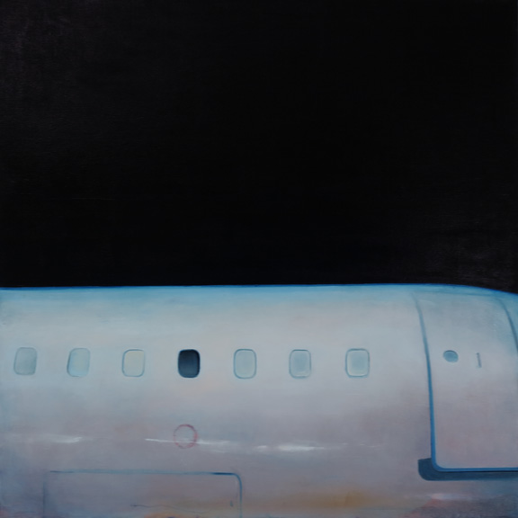 """Common Aircraft"" by Trevor Young—especially haunting in light of the Malaysian aircraft mystery."