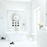 Mary Drysdale + American Standard = Luxe Bath Style