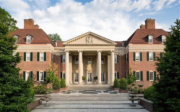 The British Ambassador's residence, Washington