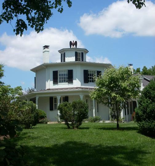 Glebe House, Arlington