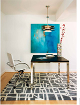 Small Spaces article in Arlington Magazine by Jennifer Sergent