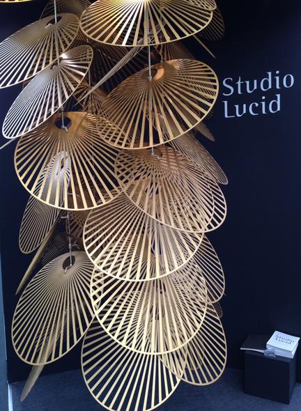 """Leaf"" by Studio Lucid for Heathfield & Co."