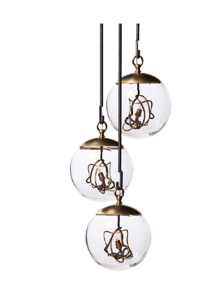 Synapse chandelier